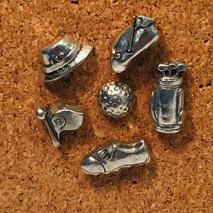 Other - Decorative Golf Push Pins - Set of 6
